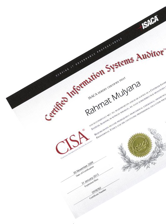 cisa preparation exam transforma auditor certified mar certificate