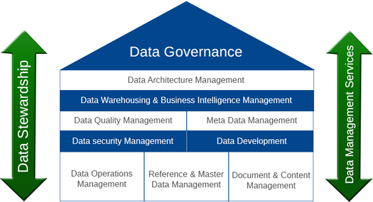 DAMA BOK – Data Governance & Management